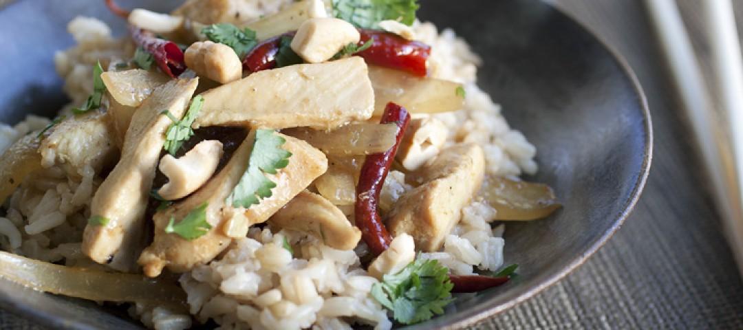 Cashews With Chicken